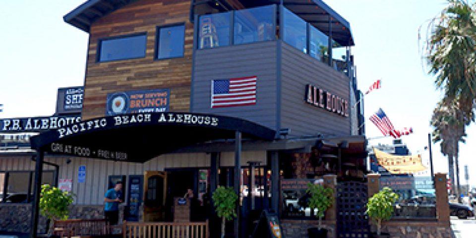 Pacific Beach Ale House
